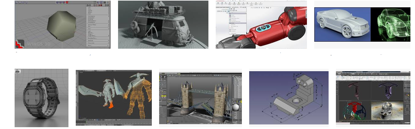 9 Top In-Demand 3D Design Freelancing Skills for Mechanical