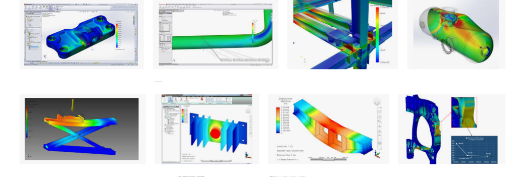 3D analysis and simulation